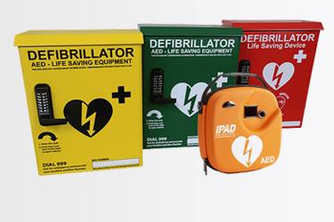 Defibrillator Packages