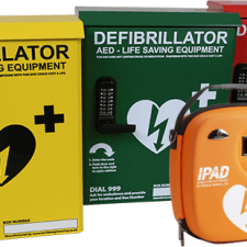 Defib and Cabinet Packages