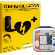 AWC001 with iPAD SP1 Defibrillator