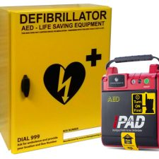 AWC003 with NF1200 Defibrillator